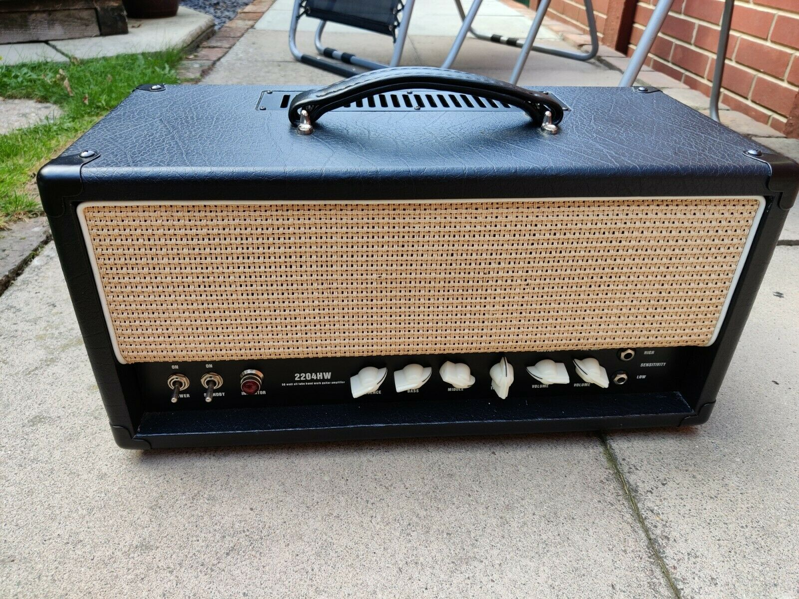 Wang's Guitar Amplifier 2204HW