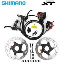 Shimano XT BR M8000 MTB Hydraulic Disc Brake Set Front&Rear Ice-Tech RT81/RT86