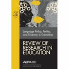 Review of Research in Education: Language Policy, Politics, and Diversity in Education by SAGE Publications Inc (Paperback, 2014)
