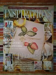 INSPIRATIONS-EMBROIDERY-MAGAZINE-ISSUE-28-2000-EXCELLENT-CONDITION