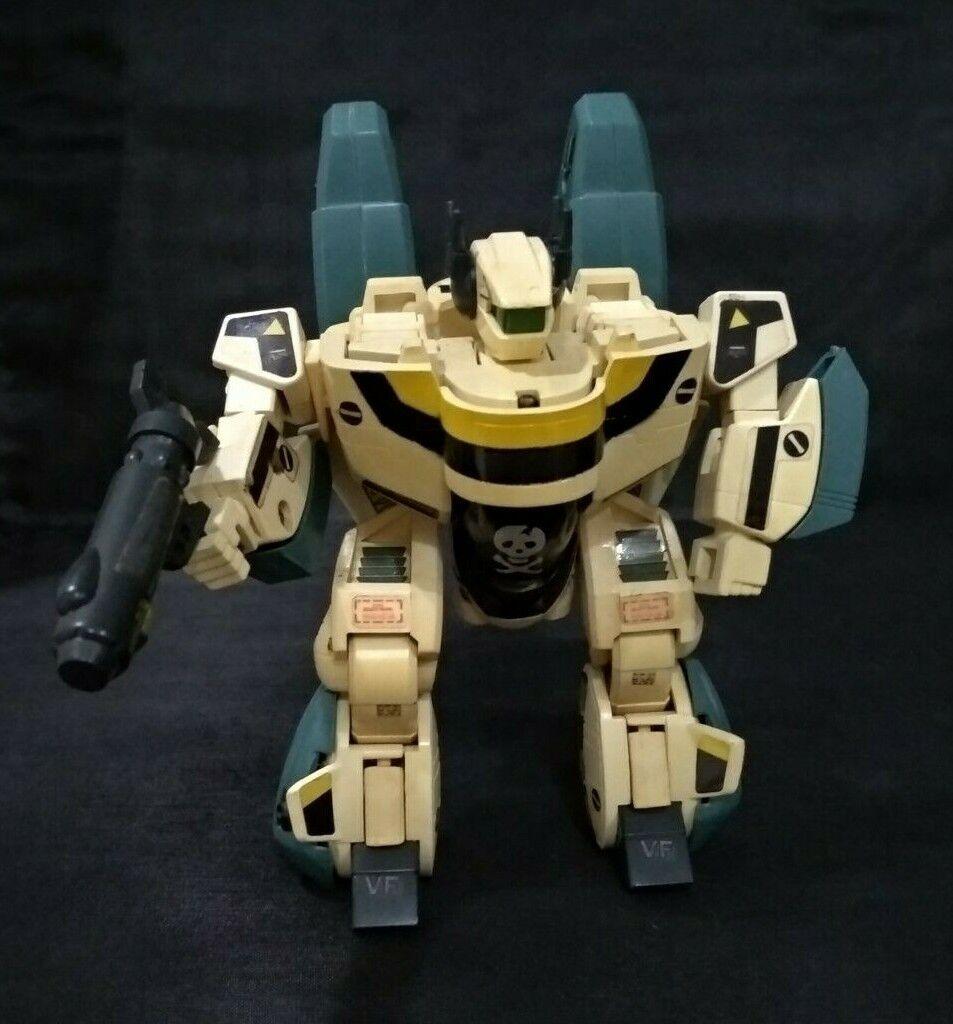Bandai Macross VF-1S súper Valkyrie broma máquina hicomical Modelo Robotech Hcm