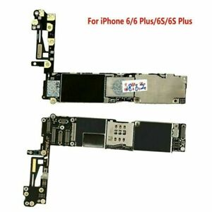 Replacement Main Motherboard For iPhone 6/6S/6 Plus/6S Plus 16GB 64GB Unlocked