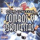 Conjuntos, Combos Y Orquestas by Various Artists (CD, Sep-2009, Disco Hit)
