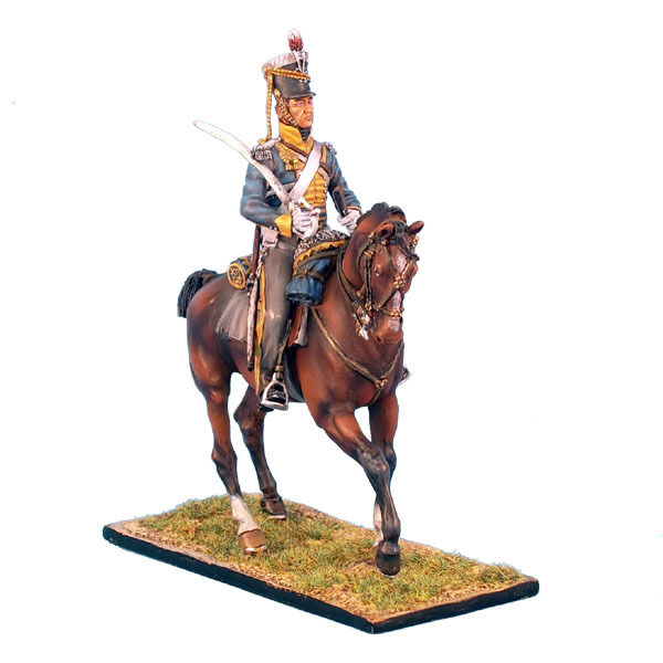 NAP0203 Great British 12th Light Dragoons Trooper by First Legion