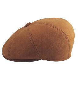 Handmade-100-Capybara-Leather-Cap