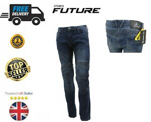 Motorbike-Motorcycle-Jeans-Trousers-Lined-With-KEVLAR-CE-Armoured-FREE-SHIPPING