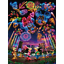 5D-DIY-Diamond-Painting-Disney-Family-Donald-Mickey-Wedding-Wizard-Full-Drill thumbnail 21
