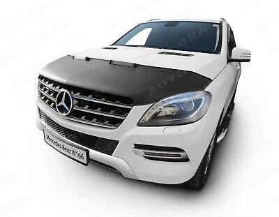 Silber Carbon BRA Mercedes-Benz GLC X253 ab 2015 Steinschlagschutz Haubenbra AMG