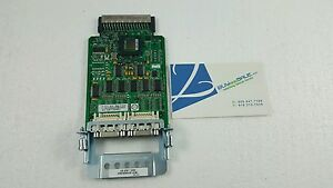 CISCO-HWIC-4A-S-4-Port-Async-Sync-Serial-WIC-Module