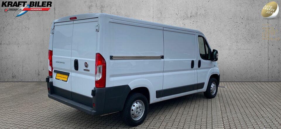 Fiat Ducato 30 2,3 MJT 130 Kassevogn L2H1 d Diesel modelår