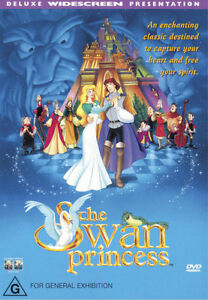 The-Swan-Princess-NEW-DVD-Region-4-Australia