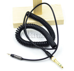 Image Is Loading Diy Retractable Cable Cord Wire For Sennheiser Urbanite