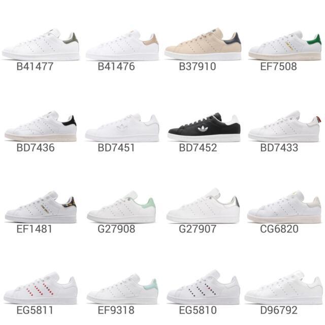 adidas Originals Stan Smith Low Top Men Women Classic Sneakers Shoes Pick 1