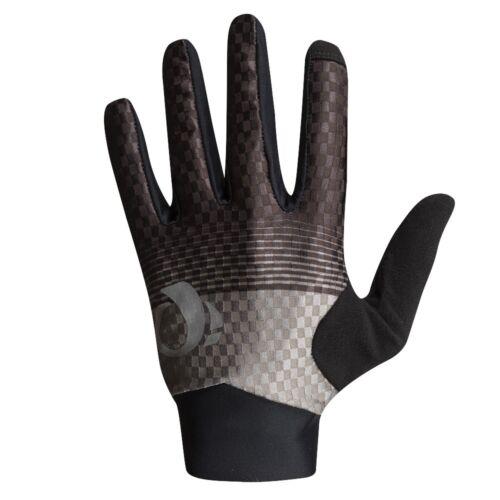 XL Pearl Izumi P.R.O PRO Aero Full Finger Cycling Gloves Black Diffuse