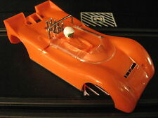 Strombecker Orange Chevy Lola Body 1/32 Scale Slot cars
