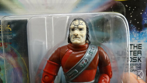 "Hunter of Tosk from /""Captive Pursuit/"" Star Trek Deep Space Nine DS9 Playmates 95"
