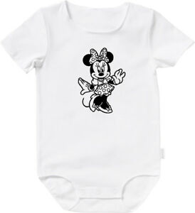 Minnie-Mouse-Baby-Singlet-Suit-Wonder-body-one-piece-Romper-Brand-Size-0000-2