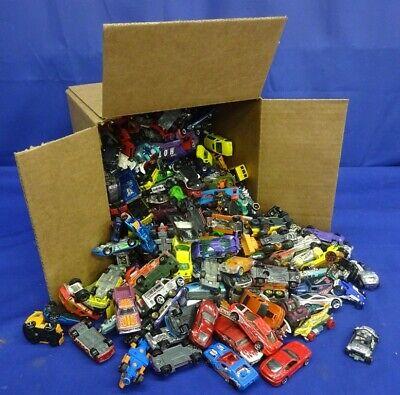 Hot Wheels Grab Bag Lot 40 UNSEARCHED MATCHBOX LOT Die Cast Cars
