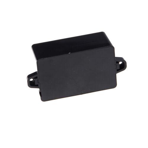 82x52x35mm DIY Plastic Electronic Project Box Enclosure Instrument Case BSCH
