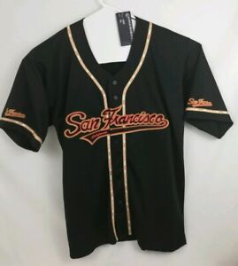 San-Francisco-Baseball-Jersey-Giants-Colors-NWT-GoGo-Sports-XL