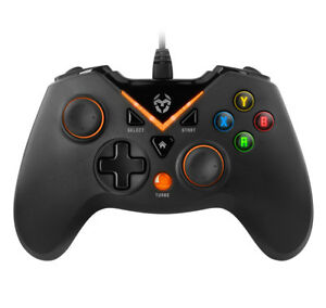 Gamepad-Gaming-KROM-KEY-PC-PS3-Mando-USB-PAD-Juegos-Gamer