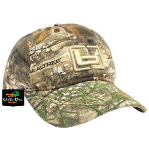 NEW BANDED GEAR HUNTING CAP HAT REALTREE EDGE CAMO W
