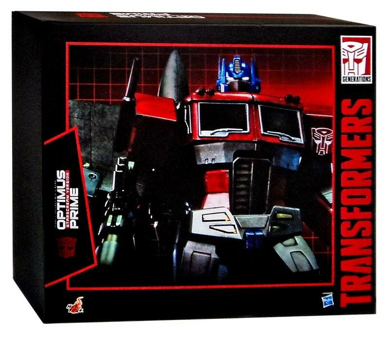 Transformers Transformers Transformers Optimus Prime 1:6 Collectible Figure df9fbe