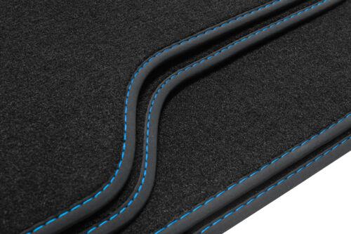 Ganzjahres Fußmatten für Hyundai Tucson 2 II Typ TL ab Bj 2015