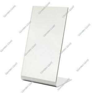 Details zu Ikea Tysnes Tisch Spiegel (22x39cm) Badezimmer Spiegel Kosmetik  Makeup Spiegel