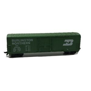 CC25-Vintage-HO-Burlington-Northern-50-Box-Car-BN-100024-Freight-Car