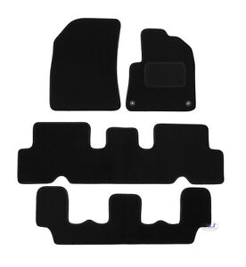 Custom Carpet Car Mats to fit Citroen C4 Grand Picasso 2015-present