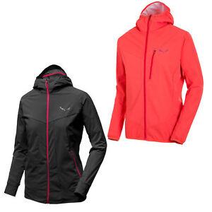 Details about Salewa Pedroc Hybrid Dura Stretch Powertex Jacket Women's regenjacke Outdoor