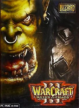 WarCraft III: Reign of Chaos (PC: Mac and Windows/ Mac/ Windows, 2002)