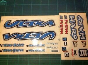 REAL HARO DECAL BMX DECALE  STICKER RACING VINTAGE