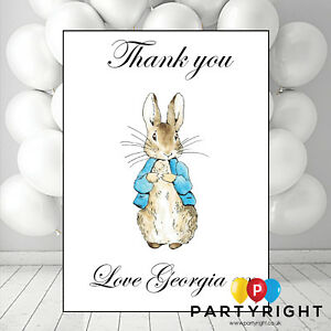 Personalised-Peter-Rabbit-Kids-Thank-you-cards-Any-name