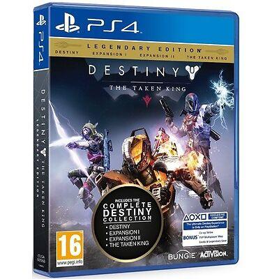 Destiny - PS4 Playstation 4 Spiel - NEU