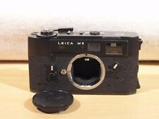 Nice Leica M5 2-Lug 35mm Rangefinder Camera Body