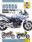 Honda CB600F Hornet Service and Repair Manual by Haynes Publishing Group (Paperback, 2014)