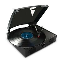 Turntable Usb Audio Record Player Built-in Speakers Music Vinyl Mp3 Portable