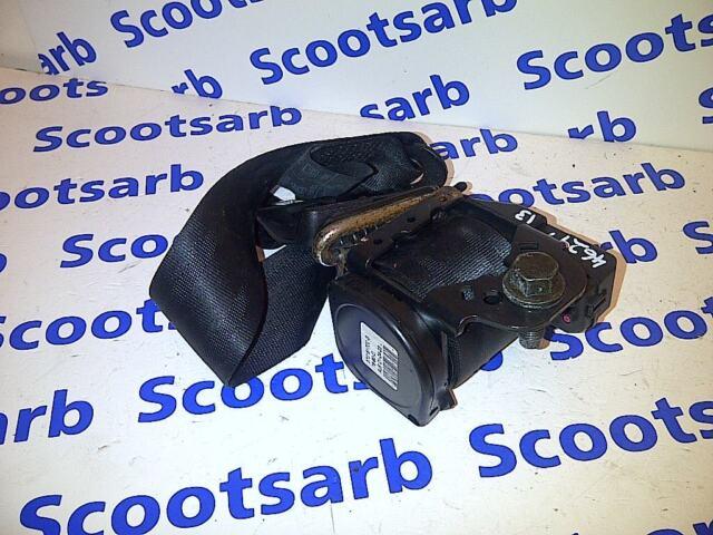 SAAB 900 9-3 93 Off Side Rear Seat Belt Unit 1996 - 2003 4629713 Right Convertib