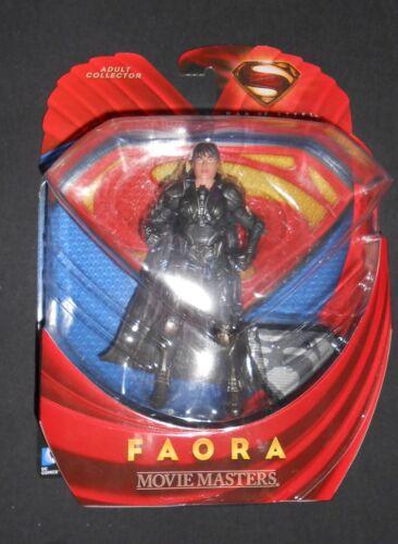 FAORA SUPERMAN MAN OF STEEL DC COMICS MOVIE MASTERS SHIPS FREE