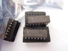 25x Stück IC Buffer Neu New NSC National DM5406J/883C Mil Spec NOS CERDIP 14