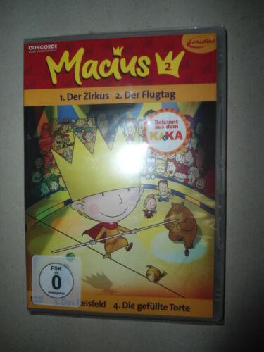 1 von 1 - XXXX Macius , Folge 2 ,  NEU , DVD