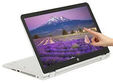 New HP 15.6 X360 Intel i5-6200U 2.3GHz 8GB 1TB 2-in-1 Touch Laptop Windows 10