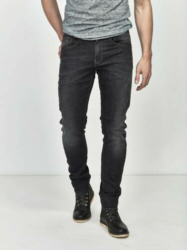 Mish Mash Reeves Grigio Scuro 1955 Slim Fit Jean £ 26.99 RRP £ 65