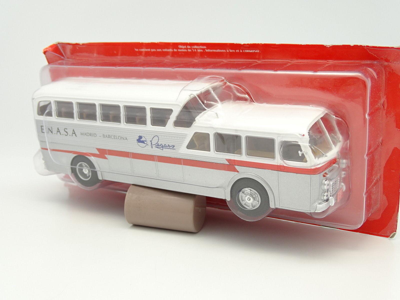 Altaya Ixo Presse 1 43 - Bus Car Autocar Pegaso Z403 Monocasco 1951