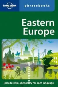 Eastern-Europe-Lonely-Planet-Phrasebook