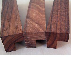 Image Is Loading Knobs Handle Cupboard Wooden WALNUT OILED HANDLE Door