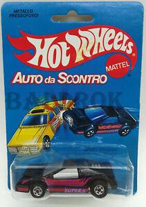 HOT-WHEELS-MATTEL-AUTO-DA-SCONTRO-SPORT-CRASHER-MINT-CRACK-UPS-CAR-VINTAGE-TOY