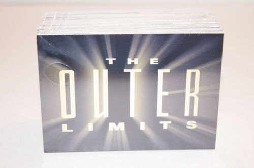 CYBORGS /& SCIENCE-FICTION THE OUTER LIMITS: SEX 2003 Complete 81-Card Set